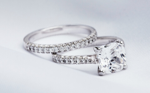 Why choose white gold?