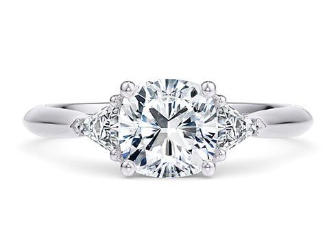 Ce modèle ne convient qu'avec des diamants ou pierres précieuses de plus de 0,50 ct.