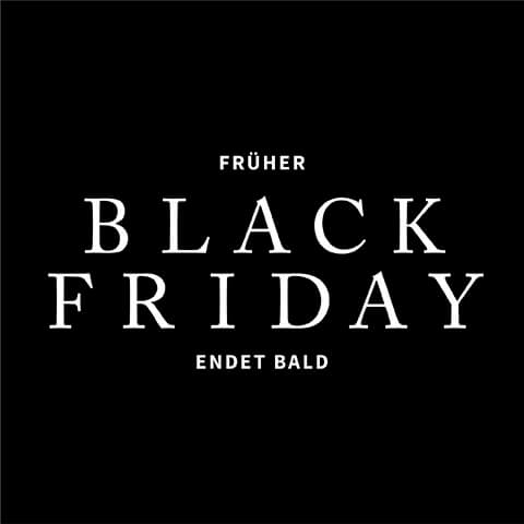 Black Friday Sale kommt!
