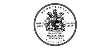 The National Association of Jewellers - E-Tailer of the Year - 2015