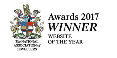 National Association of Jewellers - Website of the Year - 2017