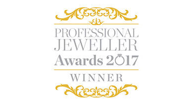 Professional Jeweller Awards 2017 - Online Retailer of the Year - 2017
