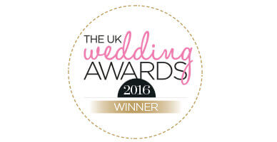 UK Wedding Awards - Best Jewellery - 2016