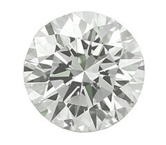 Slightly Included : 85% of diamonds of this clarity have some form of visible inclusion or blemish to the naked eye.