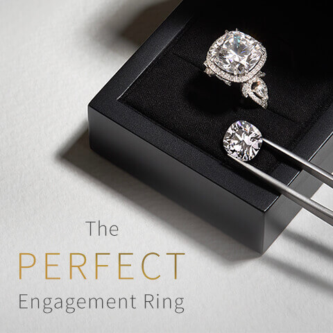 The perfect engagement ring