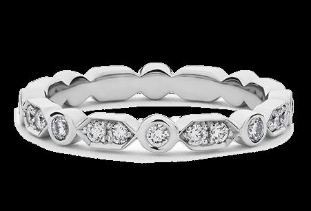 Eternity Rings - 77 Diamonds - Diamond And Gemstone Rings