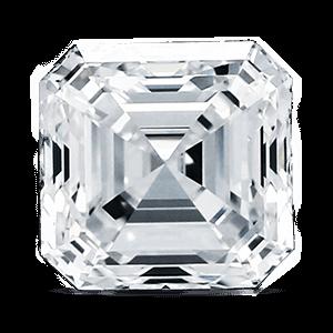 Asscher Cut Diamonds 77 Diamonds Education