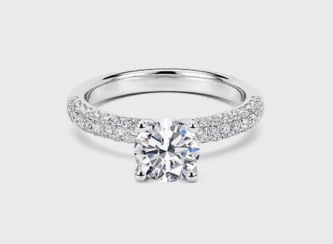 Muse Collection - Engagement Ring