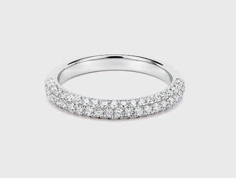 Muse Collection - Eternity Ring