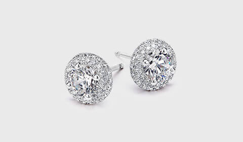 Muse Collection - Diamond Studs