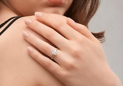 Channel Set Eternity Rings - 77 Diamonds